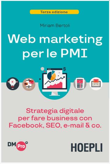 copertina libro web marketing per le pmi - pmi academy