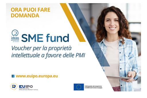 SME Found voucher per la proprietà intellettuale a favore delle PMI